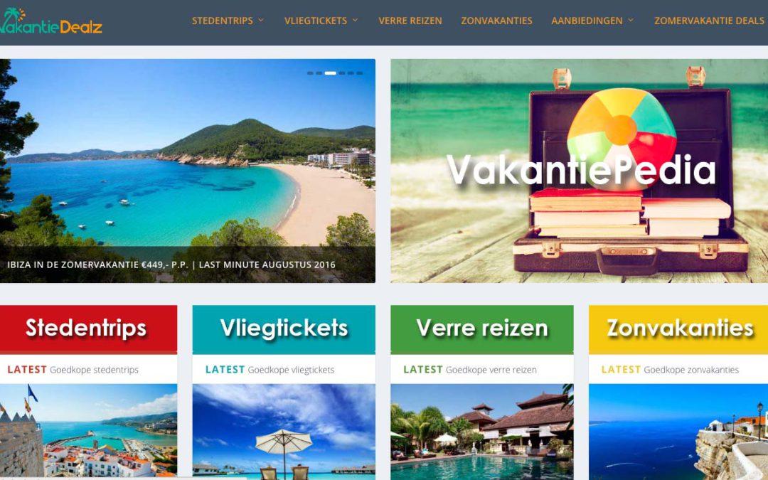 Meer dan 5000 likes voor Vakantie Dealz