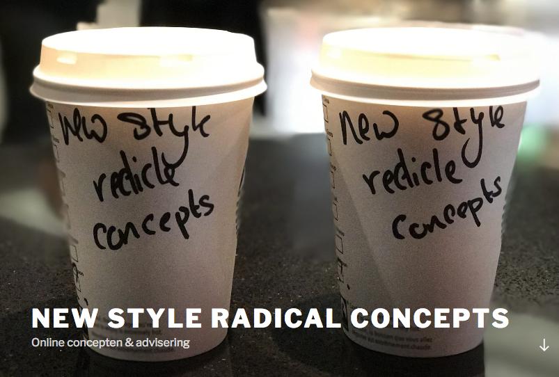 New Style Radical Concepts introduceert 2 nieuwe projecten