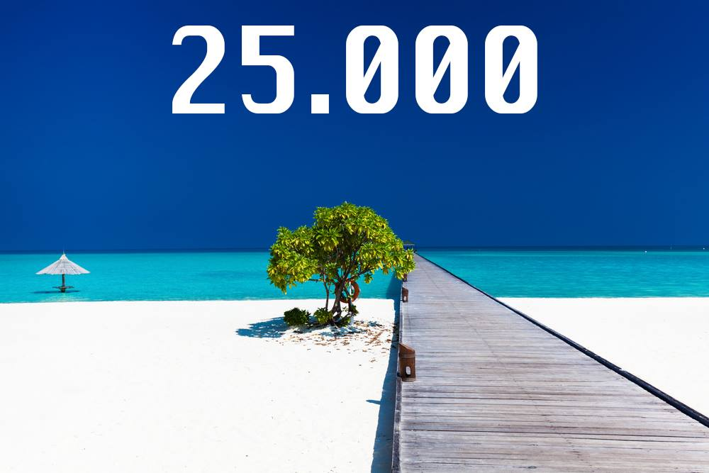 Meer dan 25.000 likes & verwachtingen last minute seizoen